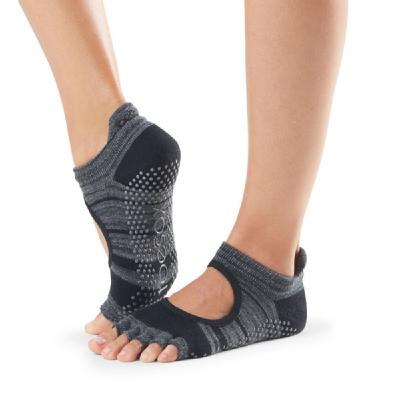 <ToeSox>Grip Half Toe Bellarina Shadow (22.5�p〜24.5�p)