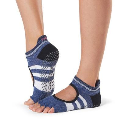 <ToeSox>Grip Half Toe Bellarina Iconic (22.5�p〜24.5�p)