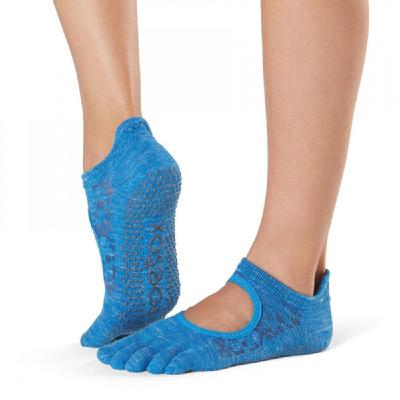 <ToeSox>Grip Full Toe Bellarina Lapis (22.5�p〜24.5�p)