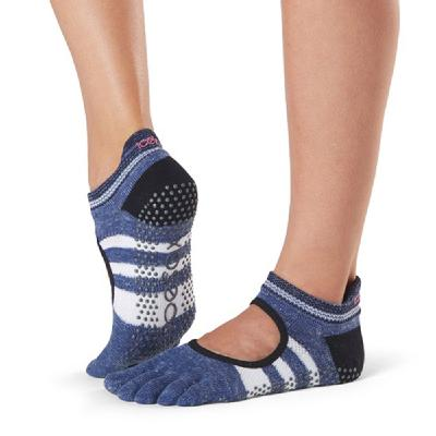 <ToeSox>Grip Full Toe Bellarina Iconic (22.5�p〜24.5�p)
