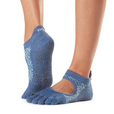 <ToeSox> Grip Full Toe Bellarina Baja Small(22.5�p〜24.5�p)