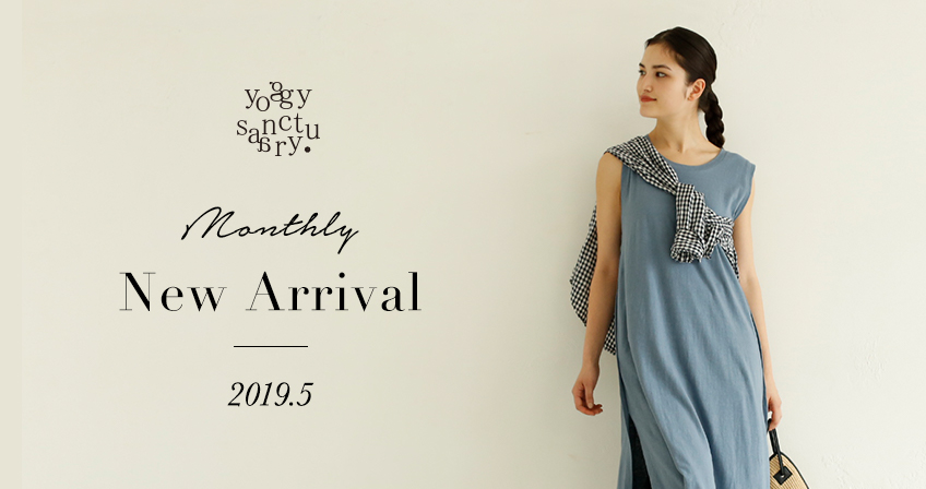 yoggy sanctuary new arrival 2019/05
