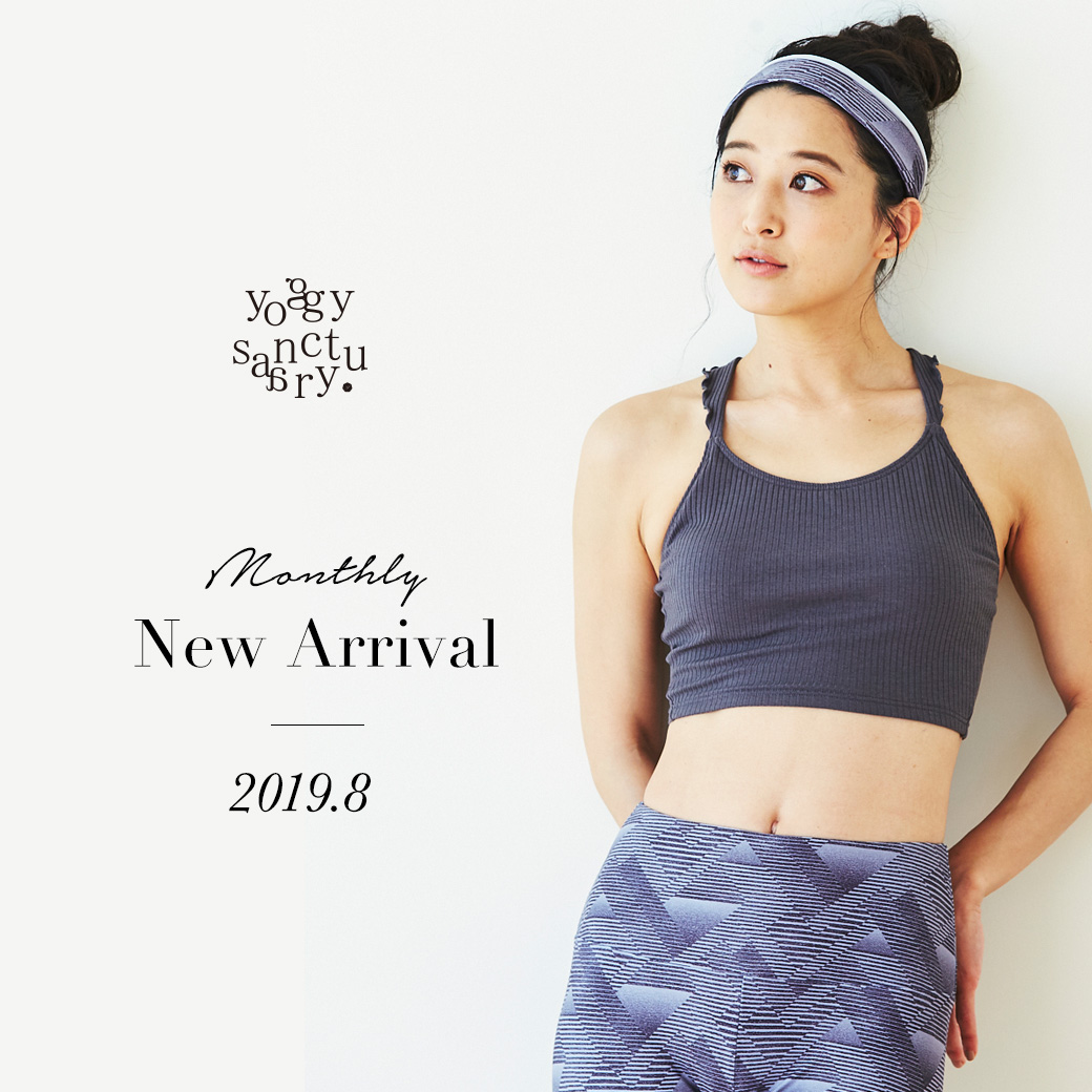 yoggy sanctuary new arrival 2019/08